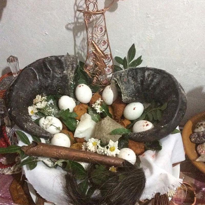 Oferenda de Orixá (para Yansã)